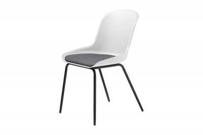 Designová židle Elisabeth bílá