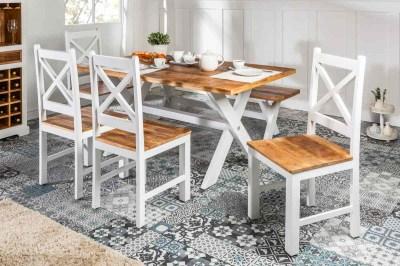 Designová židle Rodney mango