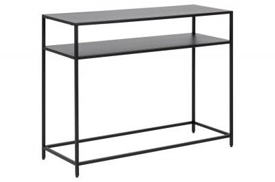 Designová konzola Layton 100 cm černá
