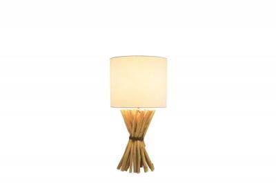 Designová stolní lampa Leonel 54 cm longan