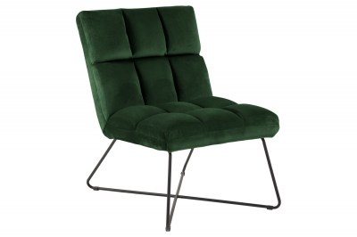 Designové křeslo Rosa zelené