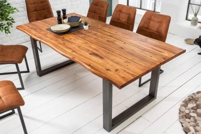 Designový jídelní stůl Evolution 140 cm akácie
