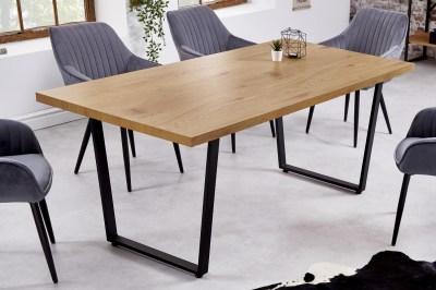 Designový jídelní stůl Giuliana 180 cm dub