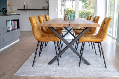 Designový jídelní stůl Jonathon 200 cm přírodní dub