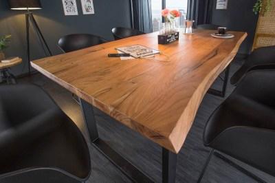 Designový jídelní stůl Massive 200 cm divoká akácie