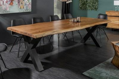 Designový jídelní stůl Massive X Honey 300 cm akácie