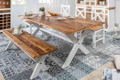Designový jídelní stůl Rodney 200cm mango
