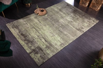 Designový koberec Rowan 240 x 160 cm zeleno-béžový