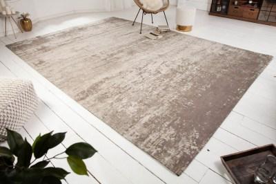Designový koberec Rowan 350 x 240 cm béžovo-šedý