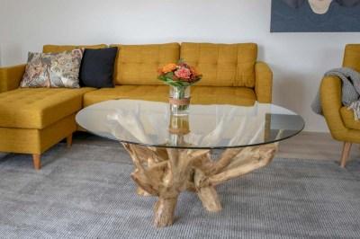 Designový konferenční stolek Armando