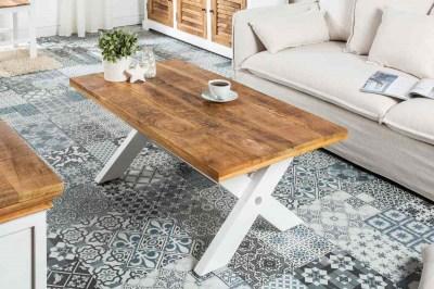 Designový konferenční stolek Rodney 110cm mango