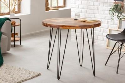 designovy-kulaty-jidelni-stul-elegant-80-cm-sheesham-1