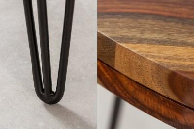 designovy-kulaty-jidelni-stul-elegant-80-cm-sheesham-4