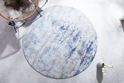 designovy-kulaty-koberec-rowan-150-cm-bezovo-modry-2
