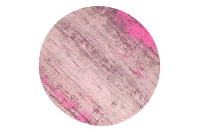 designovy-kulaty-koberec-rowan-150-cm-bezovo-ruzovy-5