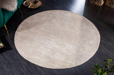designovy-kulaty-koberec-rowan-150-cm-bezovy-1