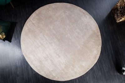 designovy-kulaty-koberec-rowan-150-cm-bezovy-2