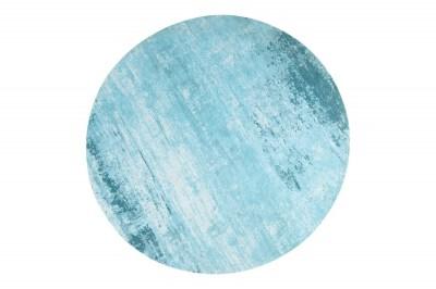 designovy-kulaty-koberec-rowan-150-cm-tyrkysove-bezovy-5