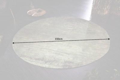 designovy-kulaty-koberec-rowan-150-cm-zeleno-bezovy-6