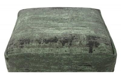 Designový podlahový polštář Rowan 70 cm zelený