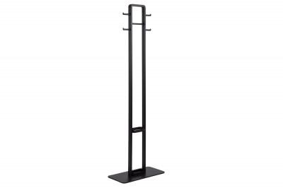 Designový věšák Danesha 180 cm černý
