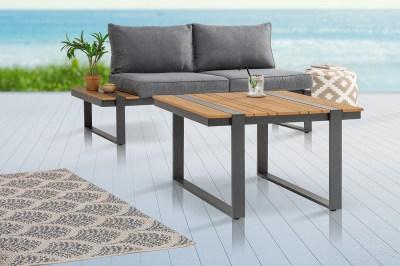 Designový zahradní odkládací stolek Gazelle 78 cm Polywood