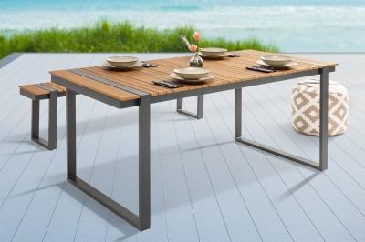 Designový zahradní stůl Gazelle 180 cm Polywood
