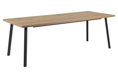 Designový jídelní stůl Marlon 220 cm divoký dub