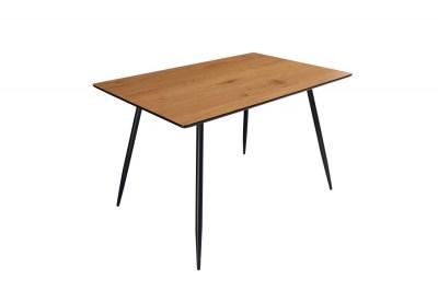 Designový jídelní stůl Nathalie 120 cm dub