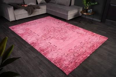 Designový koberec Francis 240 x 160 cm růžový