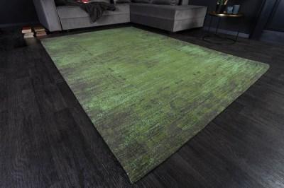 Designový koberec Francis 240 x 160 cm smaragdově