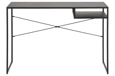 Designový psací stůl Layton černý