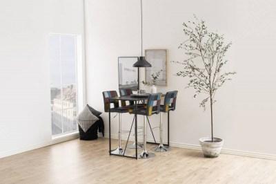 Designová barová židle Nerine multi barevná