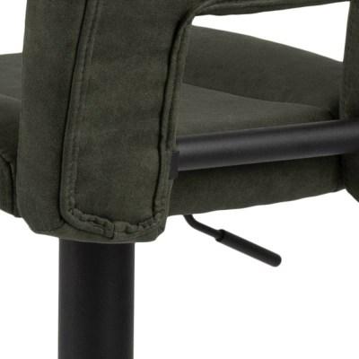 dizajnova-barova-stolicka-nerine-2c-olivovo-zelena-a-cierna_9