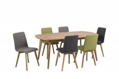 Designová jídelní židle Alano antracitová