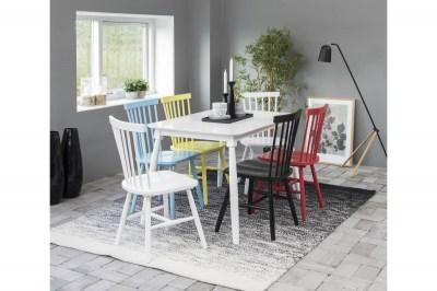 Designová jídelna židle Neri bílá