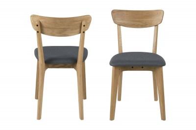 Designová jídelna židle Niharika dubová