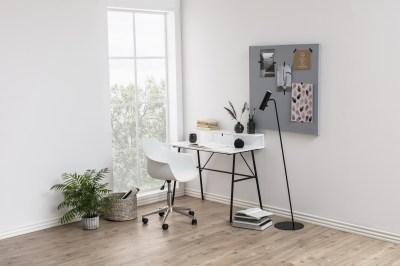 Designová kancelářská židle Narda bílá