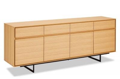 Designová komoda Aage, 205 cm