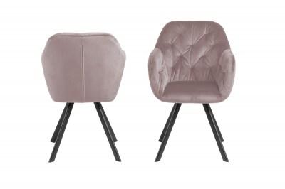dizajnova-otocna-stolicka-aletris-ruzova1