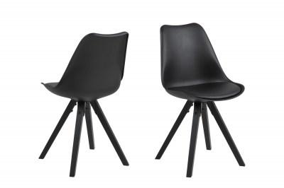 Designové židle Nascha černá