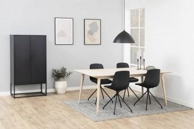 Designová stolička Nemy černá
