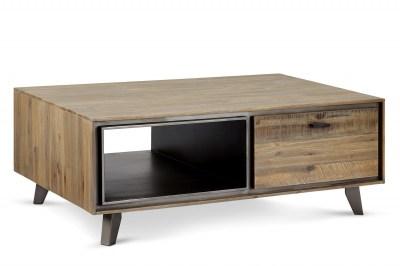 Designový konferenční stolek Aaron, 120 cm