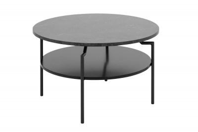 Designový konferenční stolek Aitor černá