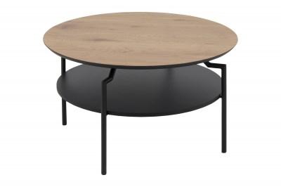 Dizajnový konferenčný stolík Aitor, divoký dub