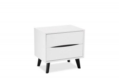 Designový noční stolek Aaden / 2-zásuvkový