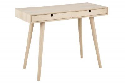 Designový psací stůl Nadia 100 cm dub
