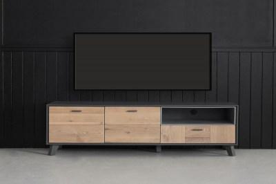 Designový TV stolek Aakil, 155 cm