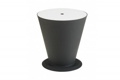 Zahradní stolek HIGOLD - ICOO BLACK / WHITE