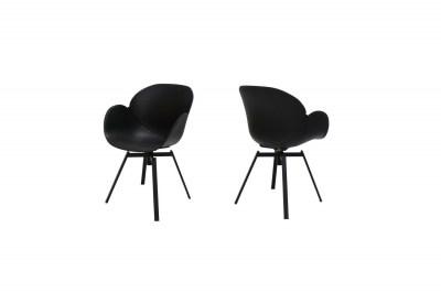 Designová stolička Olive / černá